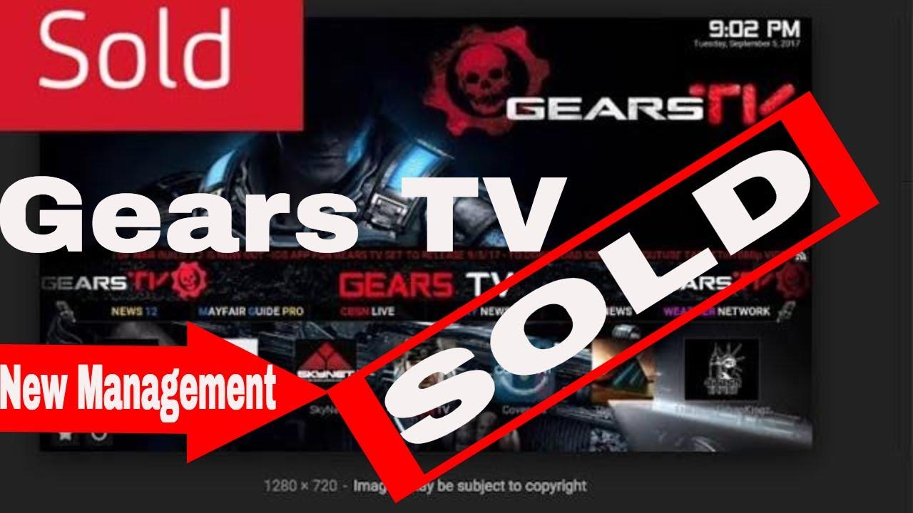 gears tv apk login fix