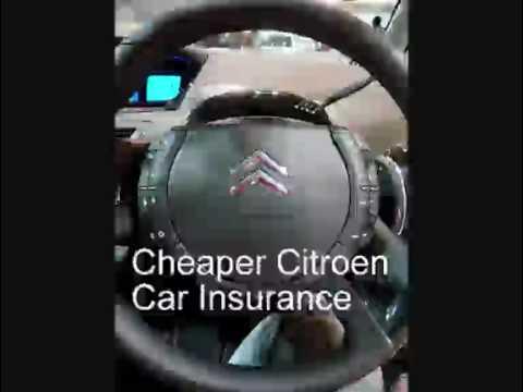 Compare Classic Citroen Car insurance