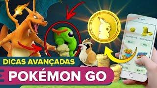 Dicas AVANÇADAS para evoluir no Pokemon GO - Nostalgia