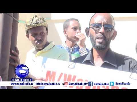 MUWAADIN KU SUGAN HARGEYSA OO JECLAYSTAY INUU LA KULMO MADAXWEYNAHA SOMALILAND AYAA