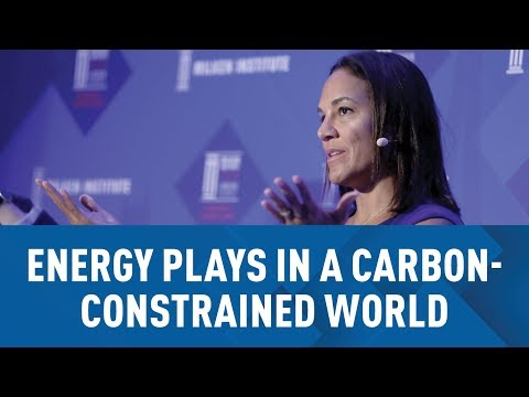 Energy Plays in a Carbon-Constrained World