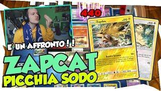LENTO ma VIOLENTO | DECK ZAPCAT/ZAPDOS PERSIAN | Mazzo Pokemon ECLISSI COSMICA | Pokemon TCGO ITA