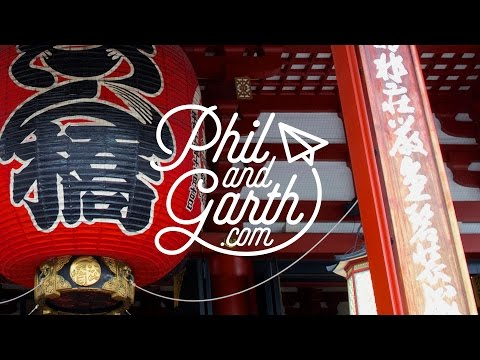 Experience Tokyo, Japan in 60 Seconds