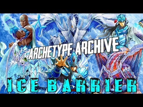 Archetype Archive - Ice Barrier