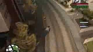 GTA San Andreas Super CJ and more