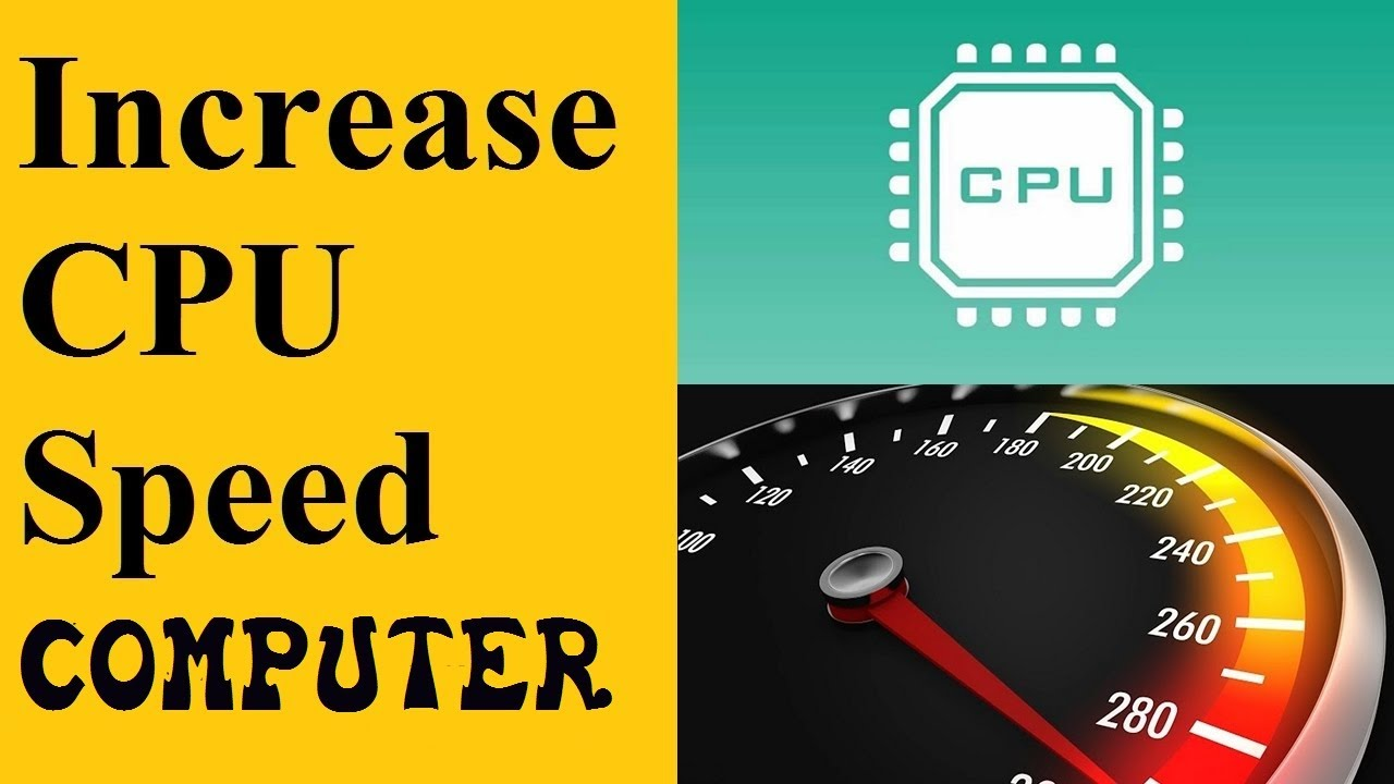 How to check cpu speed windows 7 youtube.