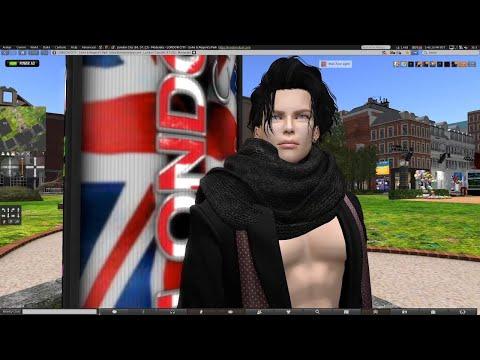 Exploring London City   Second Life Destinations