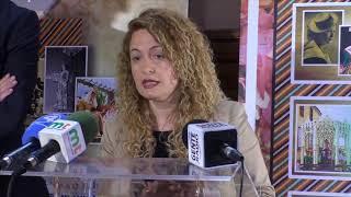 """Inauguración de la exposición """"Mujeres en la historia de las fiestas"""" de La Orotava"""