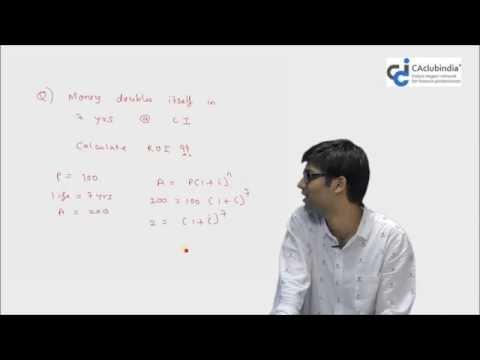 "CA-CPT ""Calculator Tricks"" by CA Vinesh R. Savla"