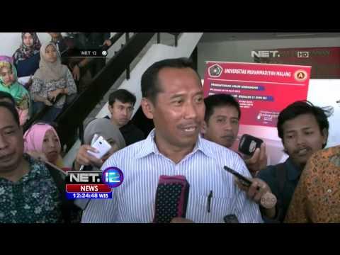 Penangkapan Joki Ujian Seleksi Kedokteran UMM Malang - NET12