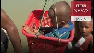 【ロヒンギャ危機】虐殺は「家から家へと」 避難民語る ロヒンギャ 検索動画 28