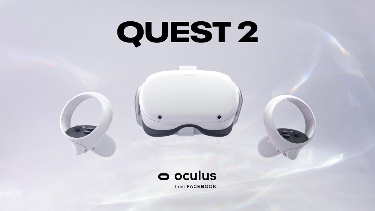 Facebook presenta Oculus Quest 2, su visor VR más asequible