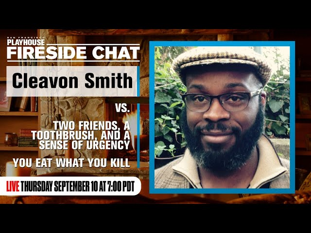 Empathy Gym Fireside Chats   Cleavon Smith