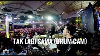 Video NOAH - Tak Lagi Sama (Drumcam) download MP3, 3GP, MP4, WEBM, AVI, FLV September 2018
