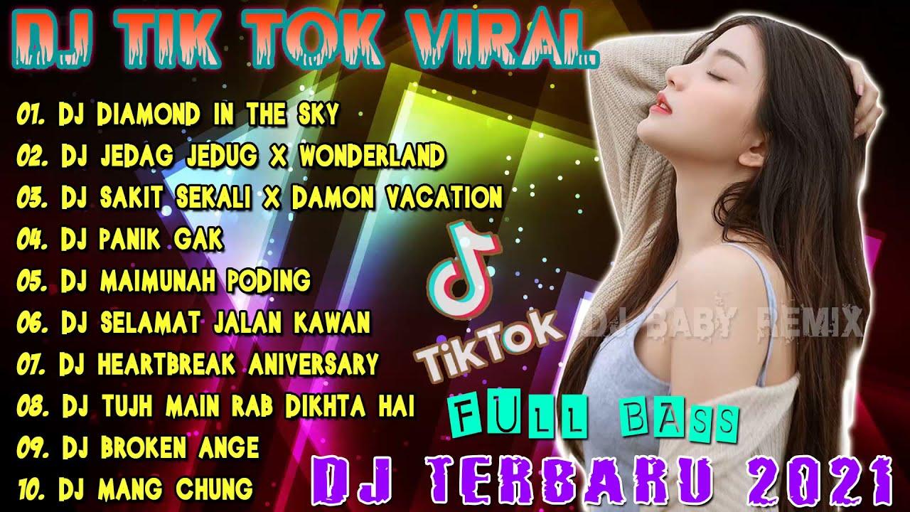 Download DJ TIKTOK TERBARU 2021 - DJ DIAMOND IN THE SKY REMIX TERBARU 2021 VIRAL FULL BASS [Wahyu Hidayatt 2]
