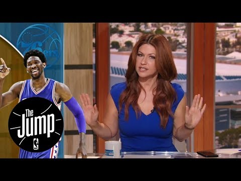 76ers' Joel Embiid's health and contract negations an issue? | The Jump | ESPN