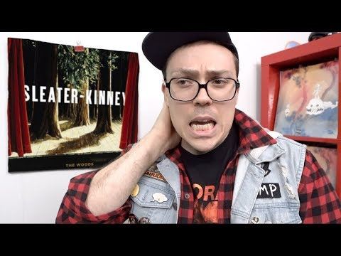 Sleater-Kinney - The Woods ALBUM REVIEW