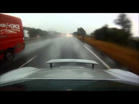 Cayman S rear spoiler operation