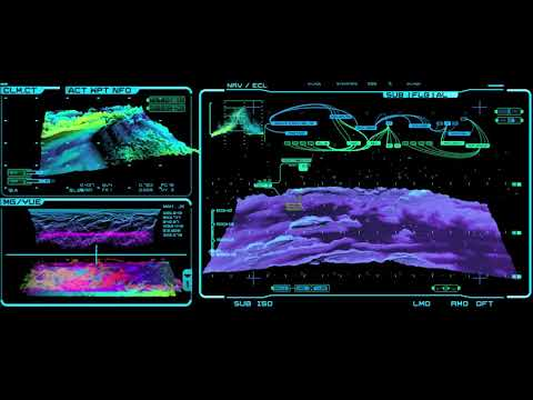 Prometheus Projection Navigation | Screen Graphics | Territory Studio