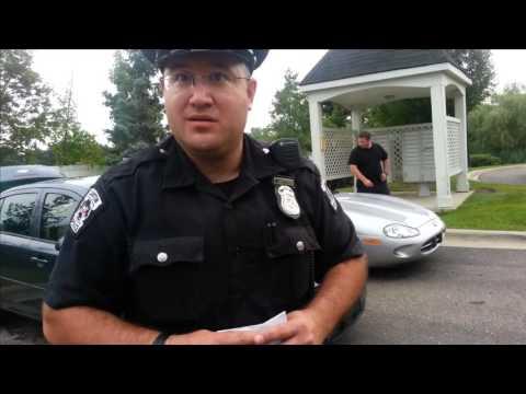 Sylvan Triggs & the Canton Michigan Police Department