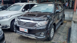 In Depth Tour Toyota Fortuner VNT TRD Sportivo 2014 - Indonesia