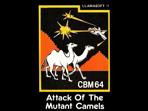 Attack of the Mutant Camels - The Black Camel of Death