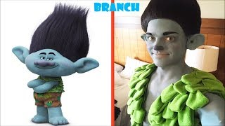 Trolls Characters In Real Life 2018