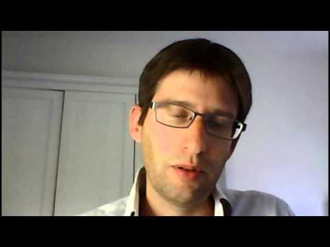 Mathieu Marechal de Trad Online et son aventure entrepreneuriale
