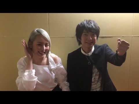 "FAIRY TAIL ""DRAGON CRY"" PROMOTION | Kakihara Tetsuya & Aya Hirano | NALU"