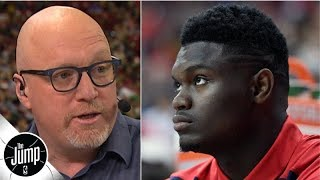 Pelicans GM gives Zion injury update, explains why he was shut down for NBA summer league   The Jump