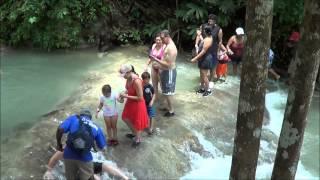 Dunn's River Falls, Jamaica 2015