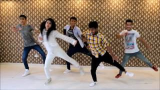 The Breakup Ae Dil Hai Mushkil  Ranbir  Anushka  Badshah Dance Choreograph By The Dance Mafia