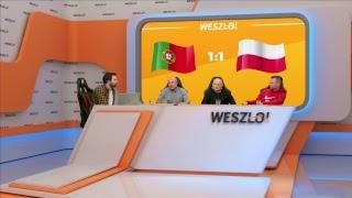 Portugalia 1:1 Polska [STAN KADRY]