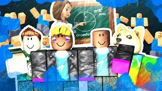 ESCAPE FROM THE START OF COURSE in ROBLOX con Massi, White-under ed elyas360