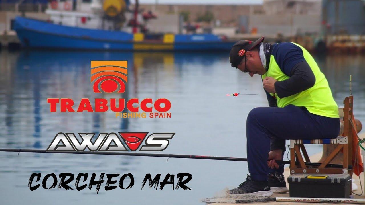 [Cocheo mar]  jornada de pesca con el equipo Trabucco .