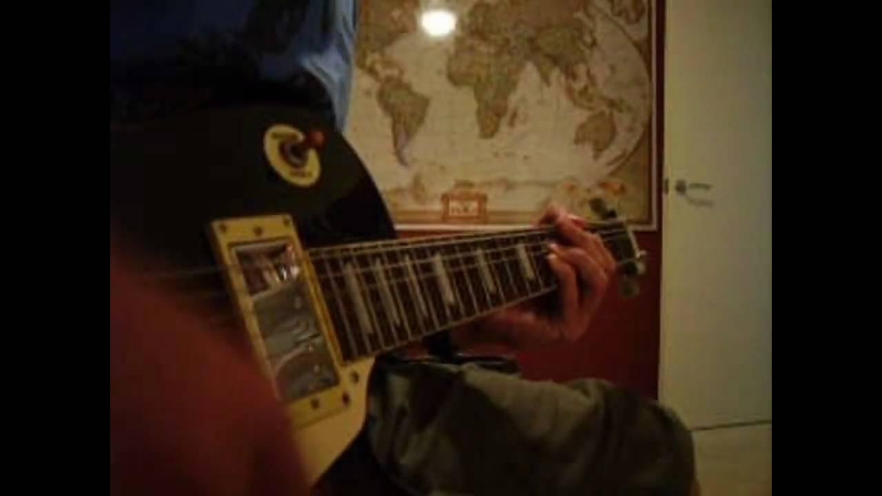 Creed One Last Breath Guitar Chords