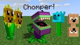 Plants vs. Zombies - Minecraft Mod!