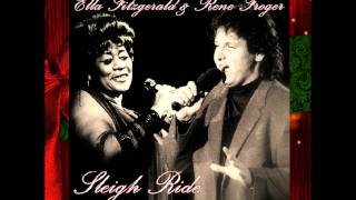 Rene Froger and Ella Fitzgerald - Sleigh Ride (Christmas/2011)