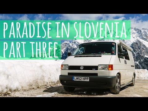 Van Life Vlog - Paradise in Slovenia
