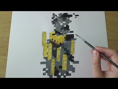 ender dragon how to draw
