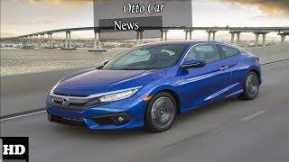 HOT NEWS  !!!! 2018 Honda Civic Exterior Overview