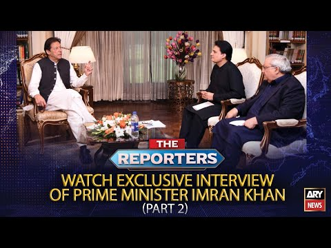 Prime Minister Imran Khan's Exclusive Interview (Part-2) | The Reporters | 23rd OCTOBER 2020