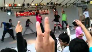 三田祭爆音2009ステージ編 恋するエンジェルハート 7曲目です。 □セット...