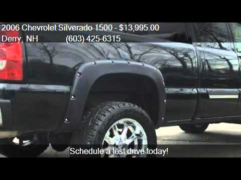 2006 chevrolet silverado 1500 extended cab lt vortec max for youtube. Black Bedroom Furniture Sets. Home Design Ideas