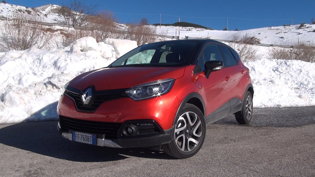renault captur hypnotic 1 5 dci prova su strada youtube. Black Bedroom Furniture Sets. Home Design Ideas