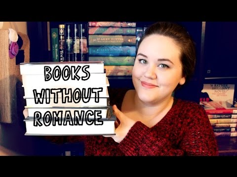 Recommendations: Books Without Romance