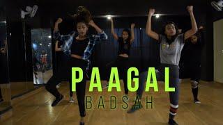 Paagal   Badsah   Dance choreography   Dinesh Deo   Golden Steppers   Ranchi, Jharkhand