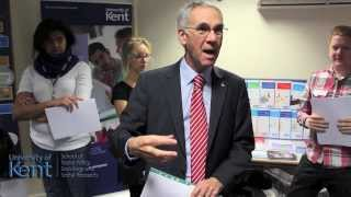 SSPSSR Speed Networking Event UNIVERSITY of KENT [HD]