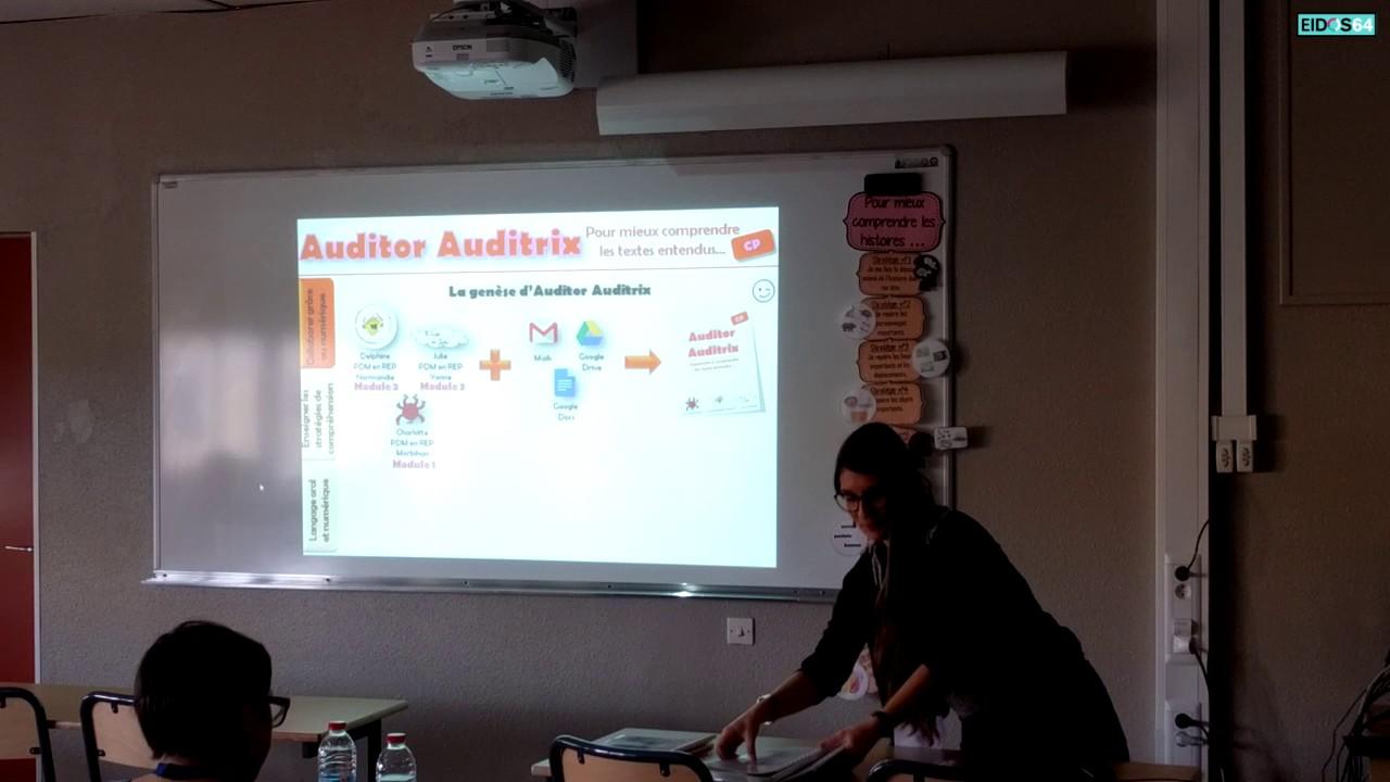 auditor auditrix