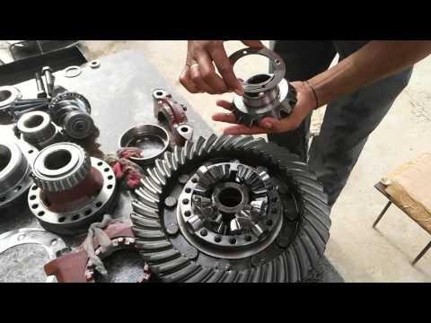 Automobile parts information